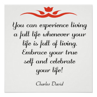 Celebrate Your Life 3 Poster