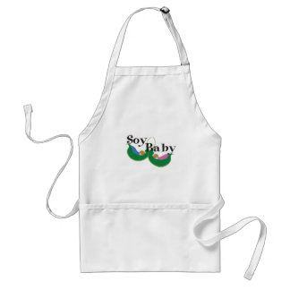 Celebrate your Soy Baby Adult Apron