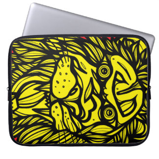 Celebrated Commend Wow Beneficial Laptop Sleeve