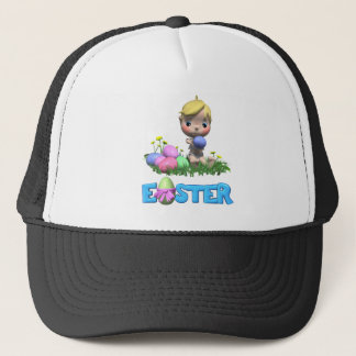 Celebrates His First Easter Trucker Hat