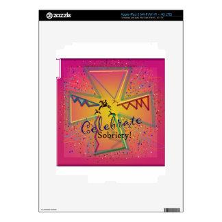 CelebrateSOBRIETY.png iPad 3 Skin