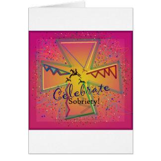 CelebrateSOBRIETY.png Tarjeta De Felicitación