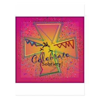 CelebrateSOBRIETY.png Tarjeta Postal