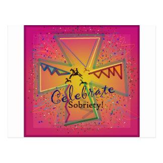 CelebrateSOBRIETY.png Tarjetas Postales