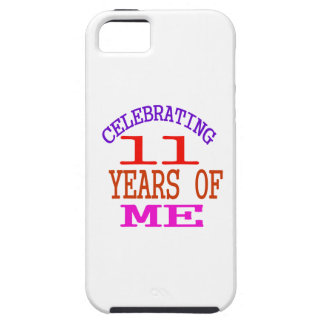 Celebrating 11 Years Of Me iPhone SE/5/5s Case
