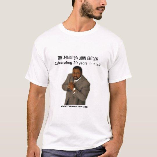 Celebrating 20 years in music-tee T-Shirt