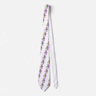 Celebrating 40 neck tie