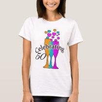 Celebrating 50 T-Shirt