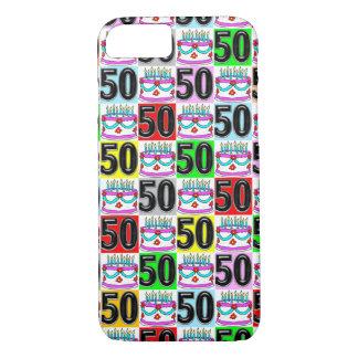 CELEBRATING 50 YEARS OLD iPhone 8/7 CASE