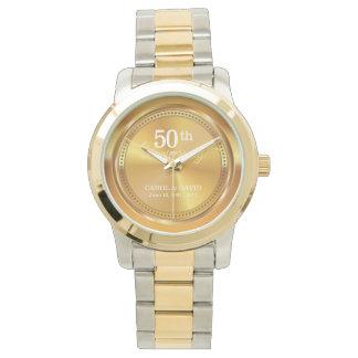 Celebrating 50th Anniversary. Customizable. Wrist Watch