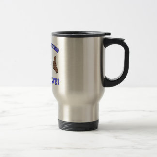 Celebrating 50th Birthday For Men Travel Mug