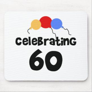 Celebrating 60 mouse pad