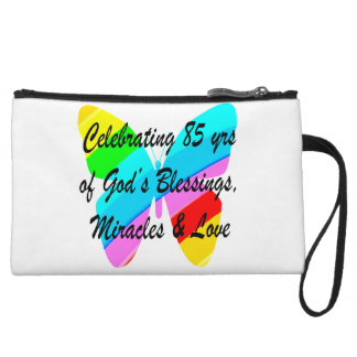 CELEBRATING 85 YRS OF GODS BLESSINGS AND LOVE WRISTLET