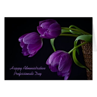 Celebrating Administrative Professionals Stationery Note Card