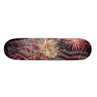 Celebrating America Skateboard Deck
