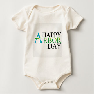 Celebrating Arbor Day Baby Bodysuit