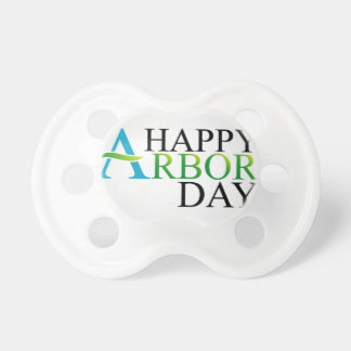 Celebrating Arbor Day Pacifier