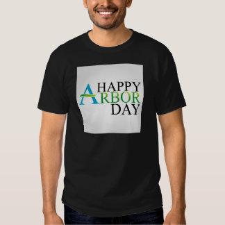 Celebrating Arbor Day Tee Shirt