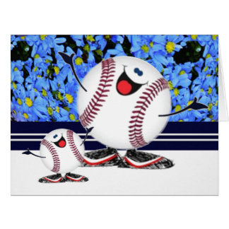 Celebrating Baseballs Card
