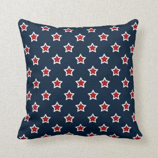 Celebrating Freedom Throw Pillows