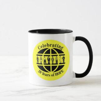 Celebrating HOPE Coffee Mug