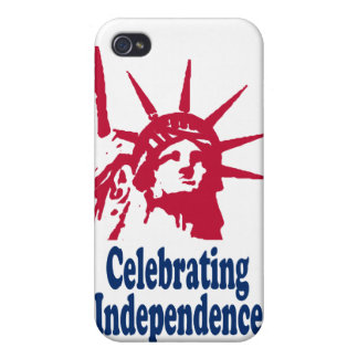 Celebrating Independence iPhone 4 Cases