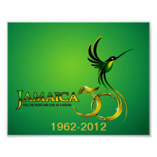 Celebrating Jamaica 50th Poster