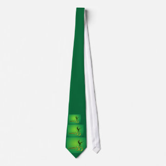 Celebrating Jamaica 50th Year of Independence Neck Tie