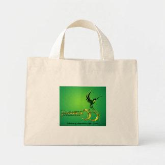 Celebrating Jamaica Independence Tiny Tote Bag