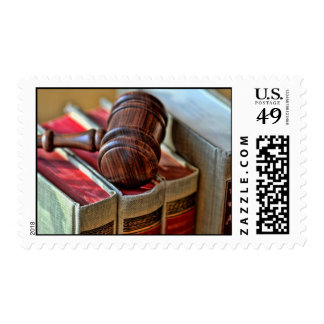 Celebrating Law Studies Postage