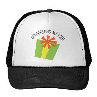Celebrating My 15th Birthday Trucker Hat