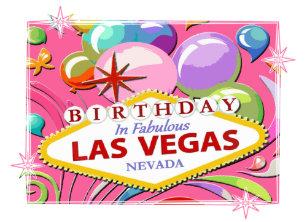 las vegas birthday cards zazzle