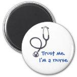 Celebrating nursing and medicine magnets