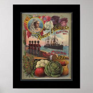 Celebrating Queen Victoria Poster