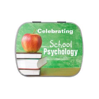 Celebrating School Psychology Candy Tin