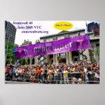Celebrating Stonewall at the NYC Main Library Print