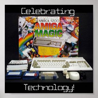 Celebrating Technology! Poster