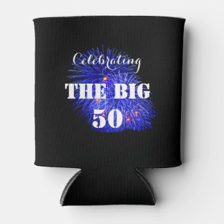 Celebrating THE BIG 50 - Can Cooler