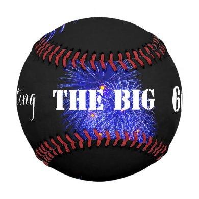 Celebrating THE BIG (Any Age) & (Any Name) - Baseball