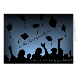 Celebrating the Graduate! Card