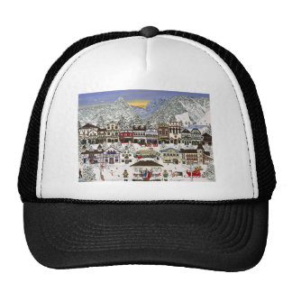 Celebrating the Holidays in Leavenworth Trucker Hats