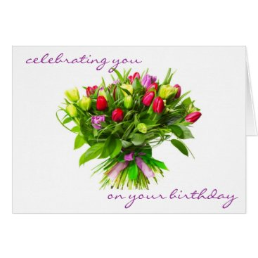 siberianmom Celebrating Your Birthday and You Card