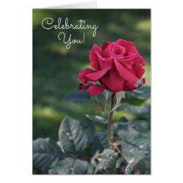 Celebrating Your Inner Beauty Birthday Card