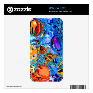 celebration 77 decal for iPhone 4S