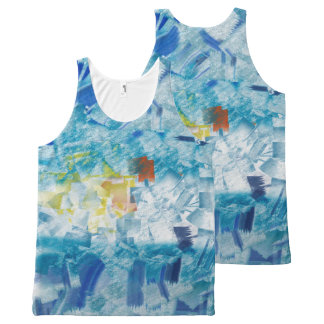Celebration All-Over-Print Tank Top