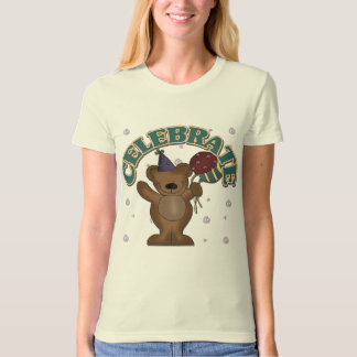Celebration Bear T-Shirt