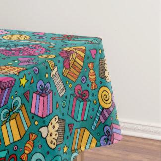 Celebration / Birthday Table Cloth