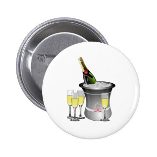 Celebration Pinback Button