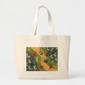 Celebration by Diamante Lavendar Large Tote Bag