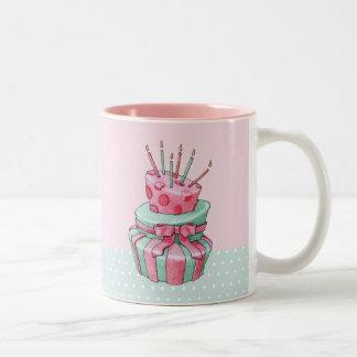 Celebration Cake Mug